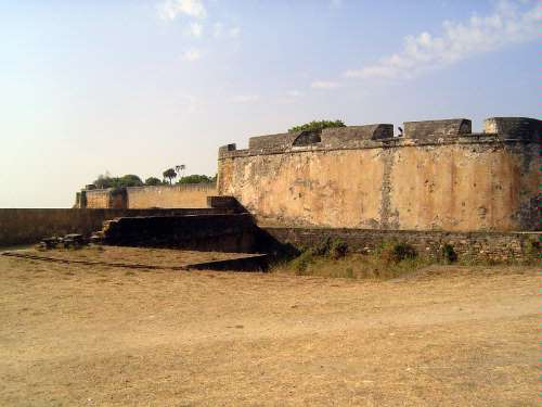 Peninsular India: Diu Fort picture 22