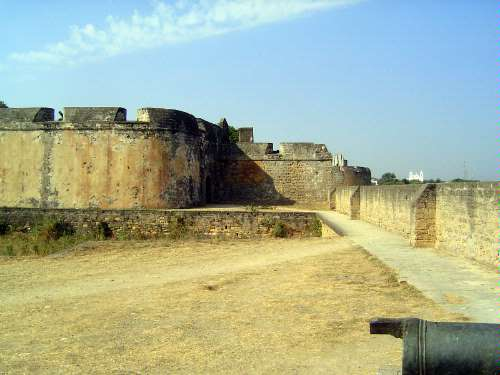 Peninsular India: Diu Fort picture 21