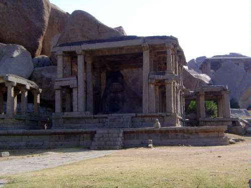 Peninsular India: Hampi Sacred Center picture 25