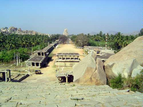 Peninsular India: Hampi Sacred Center picture 27