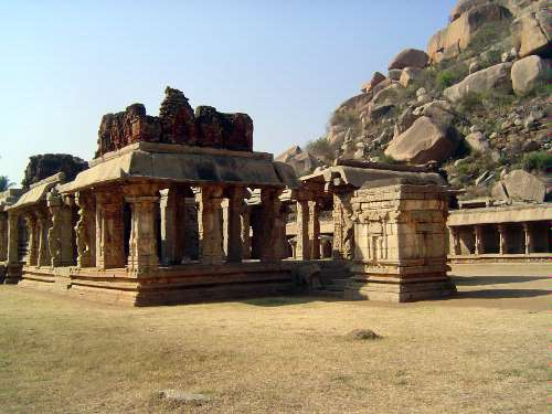 Peninsular India: Hampi Sacred Center picture 32