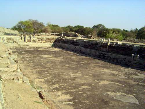 Peninsular India: Hampi Royal Center picture 9