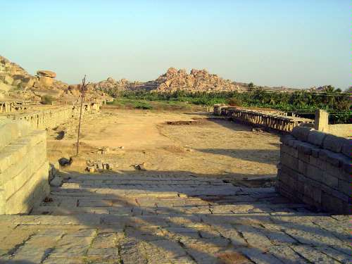 Peninsular India: Hampi Sacred Center picture 78