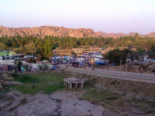 Peninsular India: Hampi Sacred Center picture 71