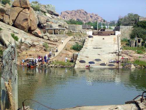 Peninsular India: Vicinity of Hampi picture 20