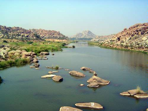 Peninsular India: Vicinity of Hampi picture 15