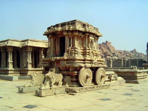 Peninsular India: Hampi Sacred Center picture 45