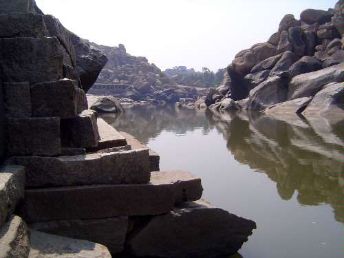 Peninsular India: Hampi Sacred Center picture 65
