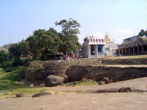 Peninsular India: Hampi Sacred Center picture 68