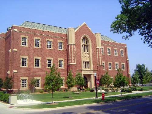U.S.: Oklahoma: University of Oklahoma Campus 2 picture 28