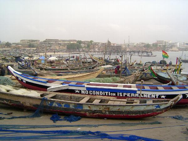 Ghana: Accra 1: Jamestown and Central picture 25