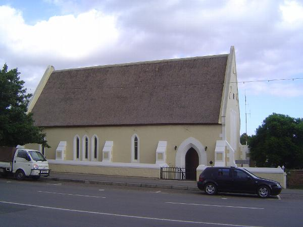 South Africa: Swellendam 3: Community Buildings picture 5