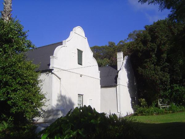 South Africa: Swellendam 1: Houses picture 13