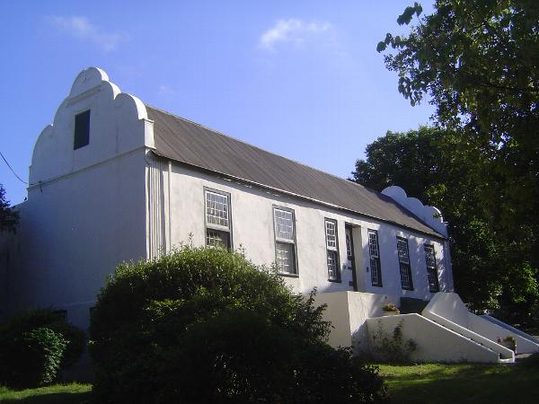 South Africa: Swellendam 1: Houses picture 9