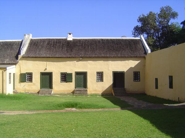 South Africa: Swellendam 2: Museums