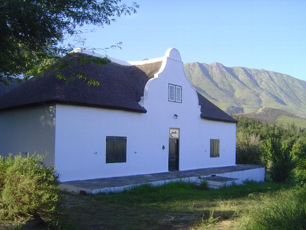 South Africa: Swellendam 1: Houses picture 17