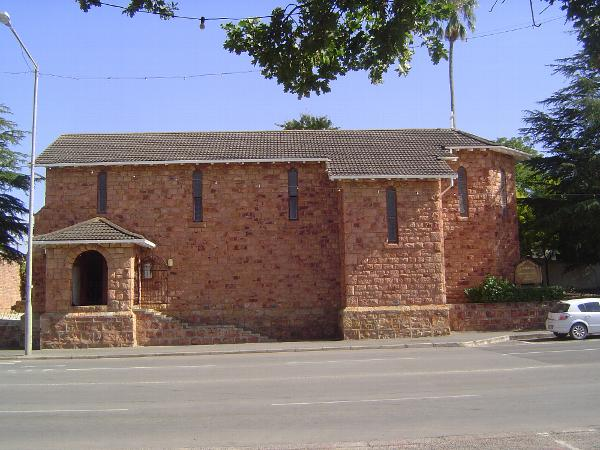 South Africa: Swellendam 3: Community Buildings picture 8