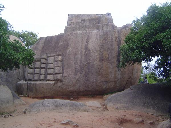 Peninsular India: Mamallapuram 1: Cave Temples and Carvings picture 27