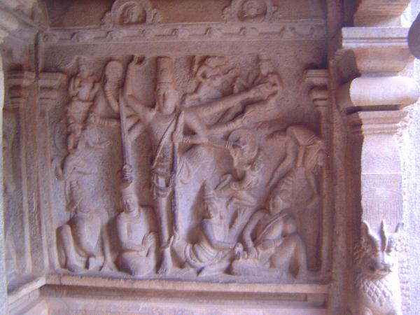 Peninsular India: Mamallapuram 1: Cave Temples and Carvings picture 12