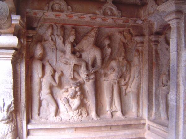 Peninsular India: Mamallapuram 1: Cave Temples and Carvings picture 11