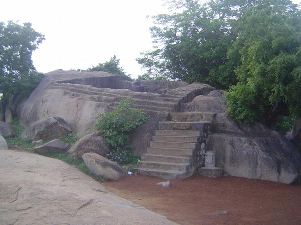 Peninsular India: Mamallapuram 1: Cave Temples and Carvings picture 40