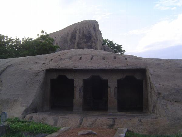 Peninsular India: Mamallapuram 1: Cave Temples and Carvings picture 22