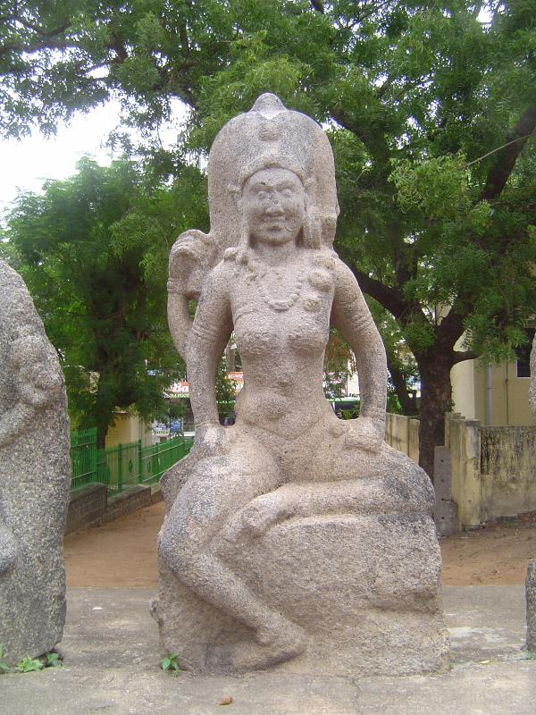Peninsular India: Mamallapuram 1: Cave Temples and Carvings picture 37