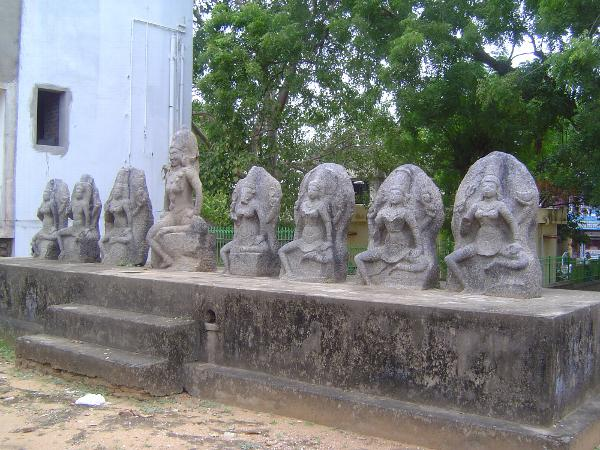 Peninsular India: Mamallapuram 1: Cave Temples and Carvings picture 36