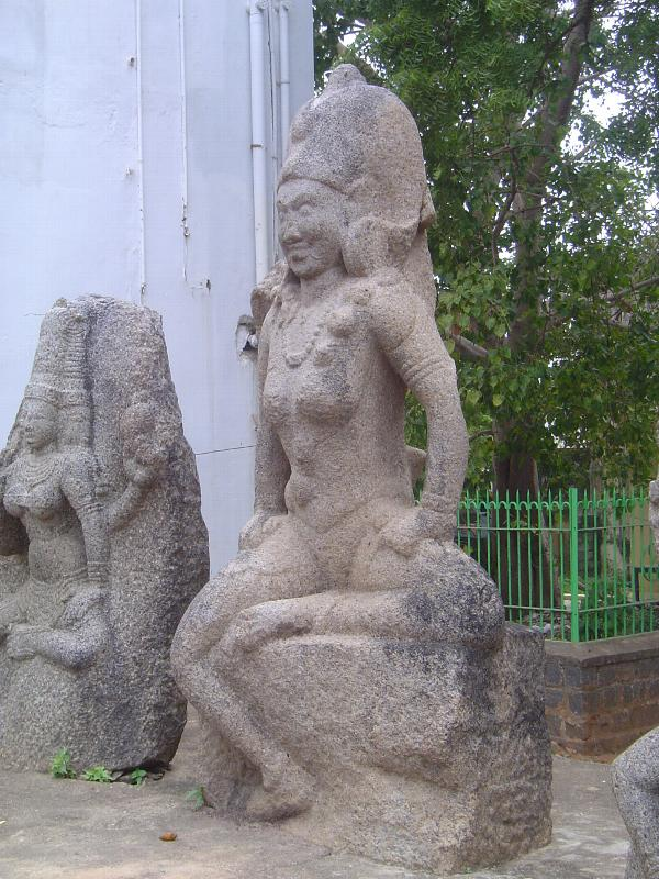 Peninsular India: Mamallapuram 1: Cave Temples and Carvings picture 38