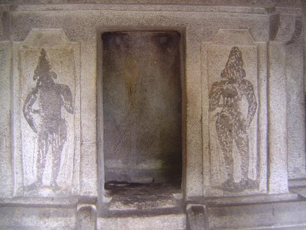Peninsular India: Mamallapuram 1: Cave Temples and Carvings picture 21