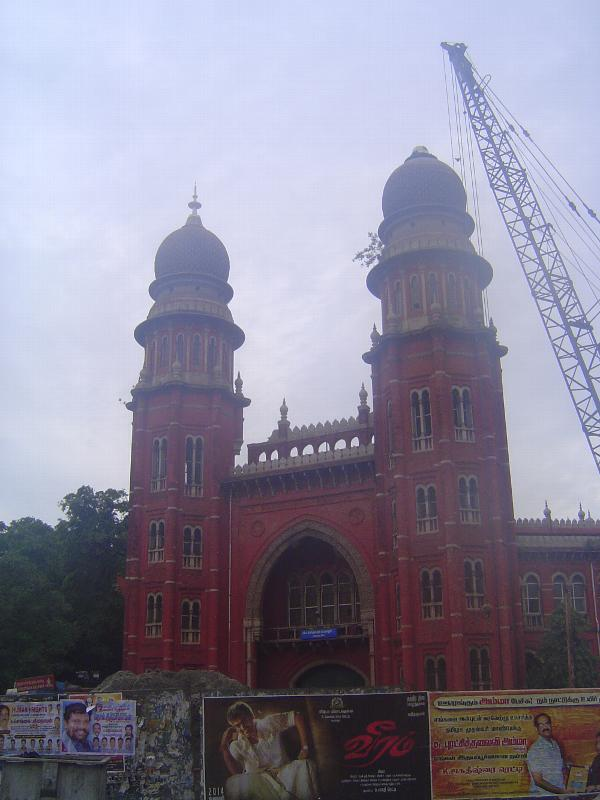 Peninsular India: Chennai / Madras 2: British Public Buildings picture 21