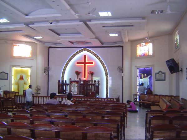 Peninsular India: Chennai / Madras 3: British Churches picture 29
