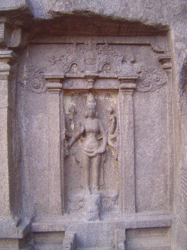 Peninsular India: Mamallapuram 1: Cave Temples and Carvings picture 16