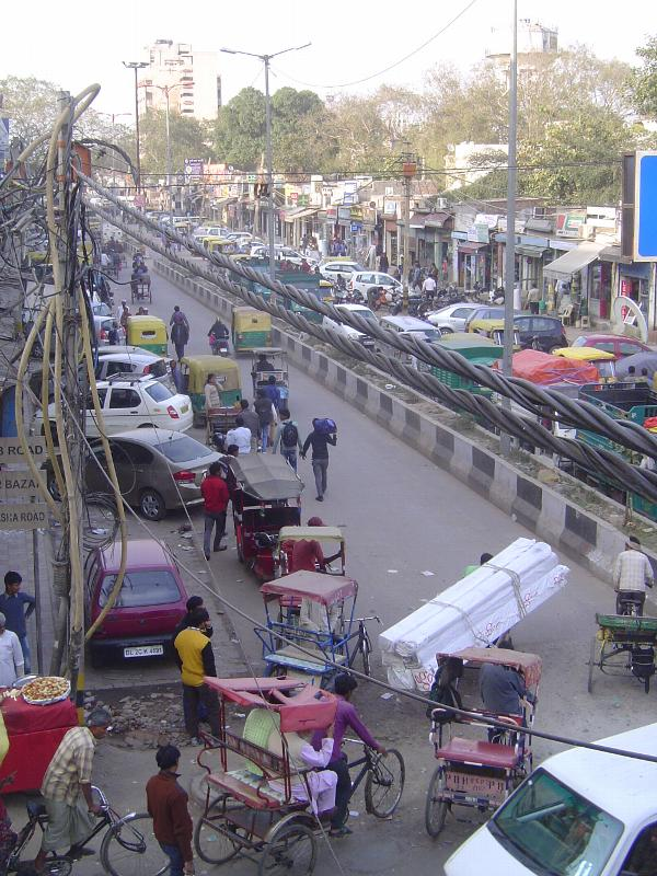 Northern India: Paharganj picture 2