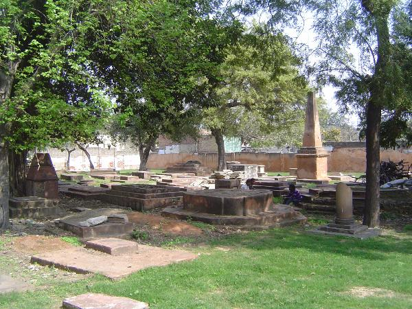 Northern India: St. James Church and Nearby Cemeteries picture 11