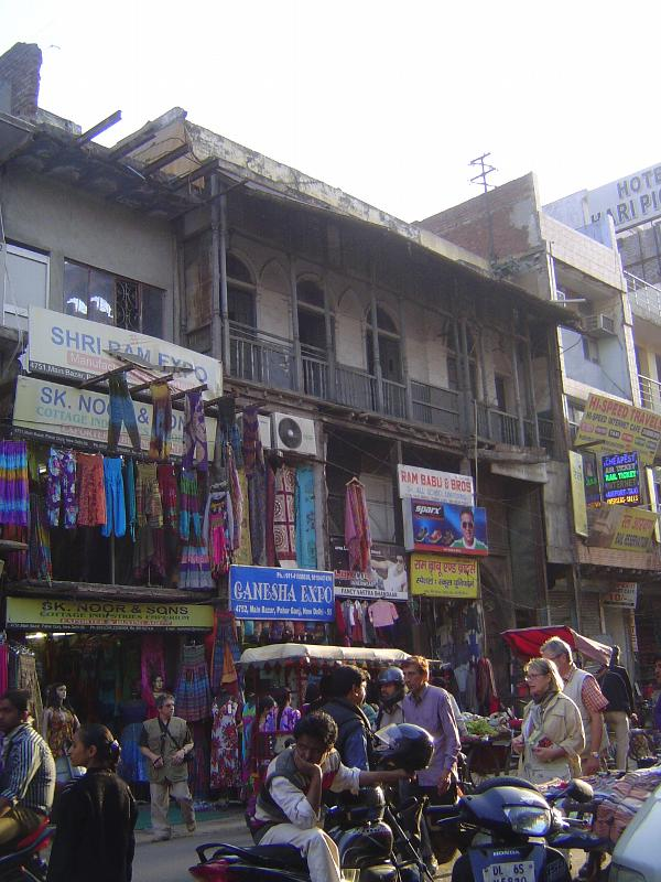 Northern India: Paharganj picture 8