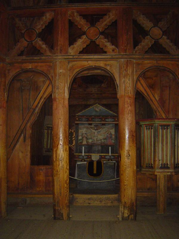 Travel To Norway Urnes And Borgund Stave Churches With