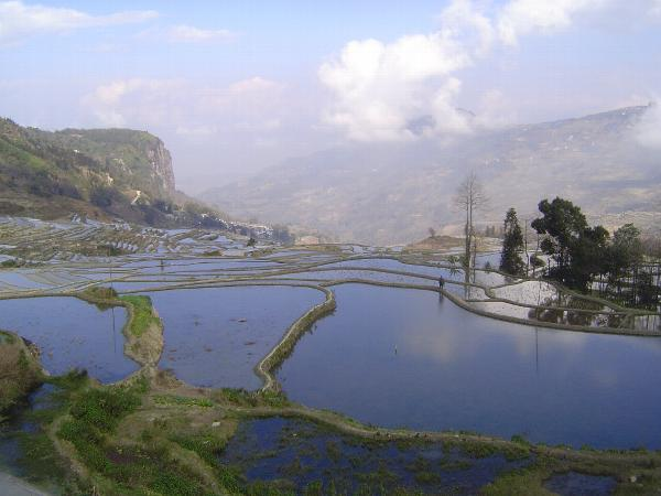 China: Hani Terraces 1: Walking a Channel picture 7