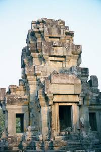 Cambodia (Angkor): Ta Prohm and Vicinity