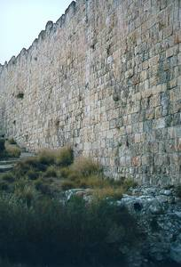 Jerusalem: Walls, Gates, and Streets