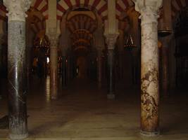 Spain: Cordoba: the Mesquita