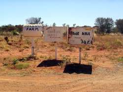 Australia's Northern Territory: Tennant Creek
