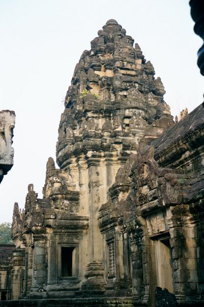 Cambodia (Angkor): East Mebon and Banteay Samre picture 12