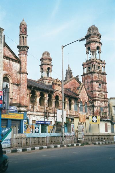 Peninsular India: Chennai/Madras 5: British Commercial Buildings picture 2