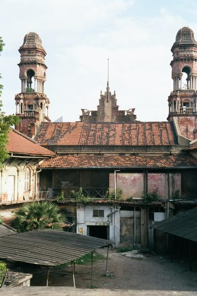 Peninsular India: Chennai/Madras 5: British Commercial Buildings picture 5