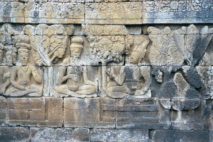 Indonesia: Borobudur 3 picture 9