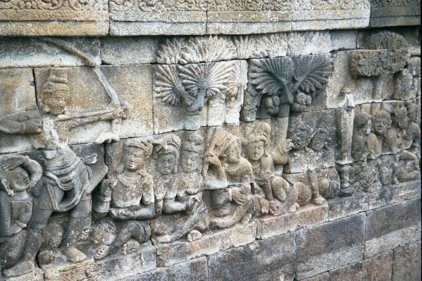 Indonesia: Borobudur 3 picture 11