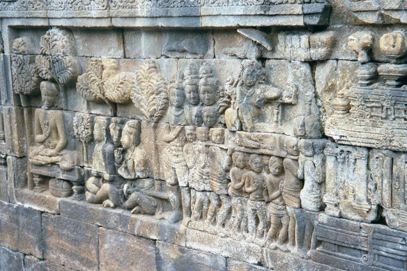 Indonesia: Borobudur 3 picture 22