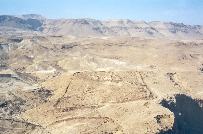 Israel: The Dead Sea, Ein Gedi, and Masada picture 9