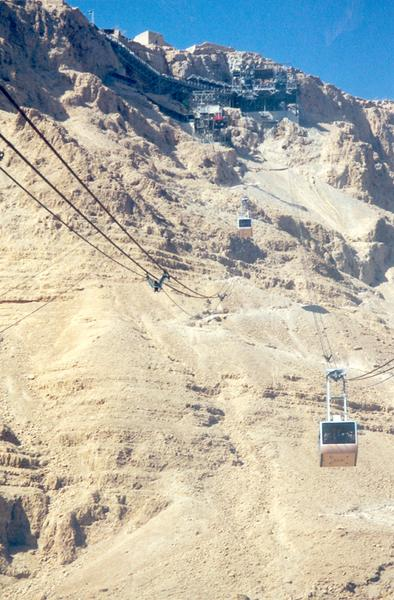 Israel: The Dead Sea, Ein Gedi, and Masada picture 7
